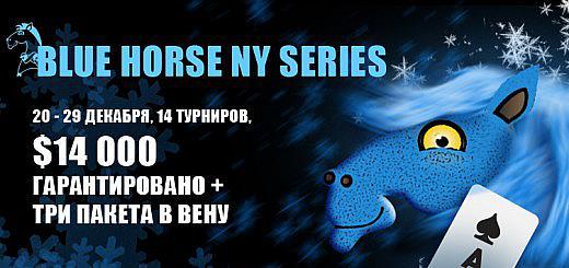 Blue Horse NY Series