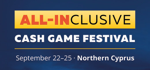 All-inclusive Cash Game Festival